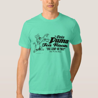 Pièce 2 de thé de puma de Peter Tshirts