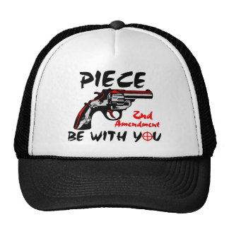 Piece Be With You! Trucker Hat
