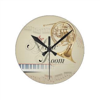 Pièce de musique de cor de harmonie
