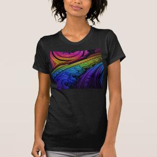 Pièce en t 5 de rasoir de Quantum d'images de T-shirts