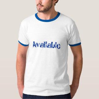Pièce en t collégiale disponible t-shirt