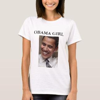 Pièce en t de FILLE d'OBAMA T-shirt