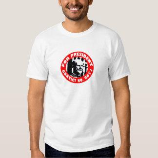 Pièce en t de no. 9653 de Convict de Debs Tee-shirts