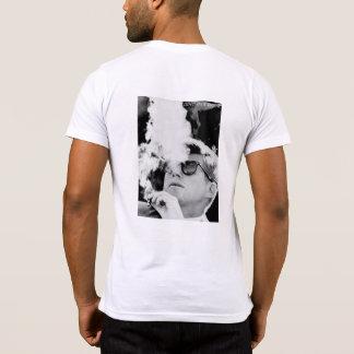 pièce en t de poche de JFK d'amis de mes d'avec T-shirt