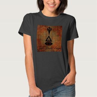 Pièce en t de porteur de torche tee-shirt