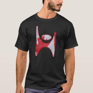 Pièce en t du Canada de symbole d'humaniste T-shirt
