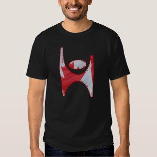 Pièce en t du Canada de symbole d'humaniste T-shirts
