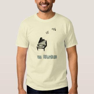 Pièce en t du logo des hommes t shirts
