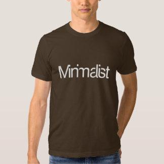 Pièce en t minimaliste tshirts