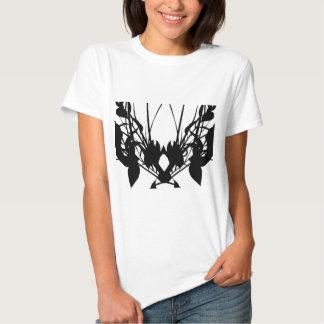 Pièce en t noire et blanche originale de Milan Tee Shirt