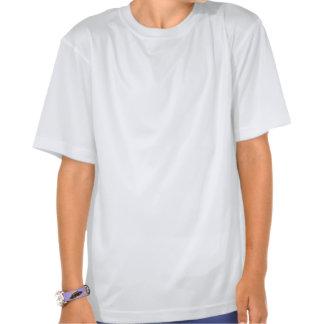 Pièce en t sèche de maille de double de la t-shirt