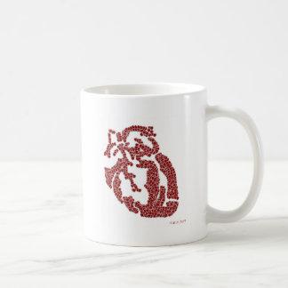 Piece O' My Hearts Coffee Mug