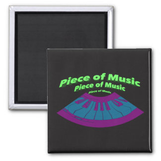 Piece of Music Magnet