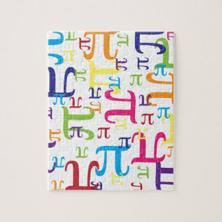 Piece of the Pi Jigsaw Puzzle