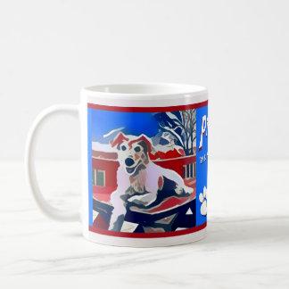"""Pieces"" American Classic 11oz Mug"