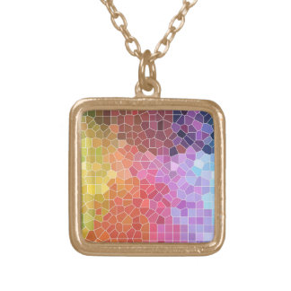 Pieces of Colour Gold Plated Necklace