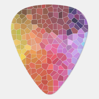 Pieces of Colour Guitar Pick