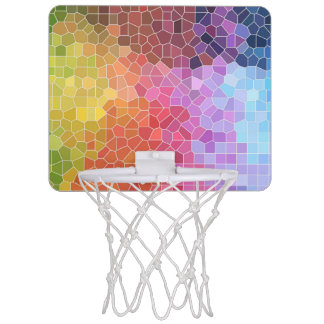 Pieces of Colour Mini Basketball Hoop