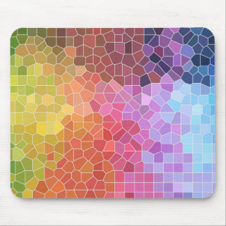 Pieces of Colour Mouse Pad