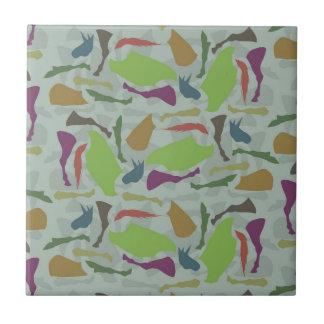 Pieces Of Unicorn Tile