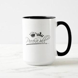 PieceWellQuote Mug