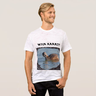 Pied Billed Grebe T-Shirt