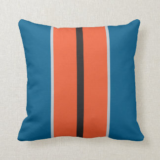Piedmont Cougar Throw Pillow