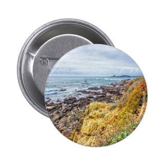 Piedras Blancas Lighthouse View Pin