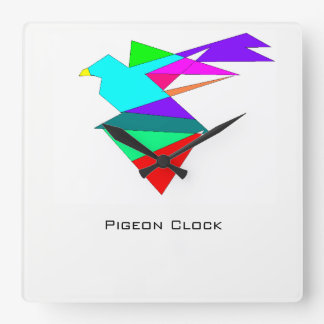Piegon Clock | Clock