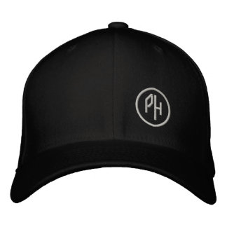 Piehouse Six Photography Hat! Embroidered Hat