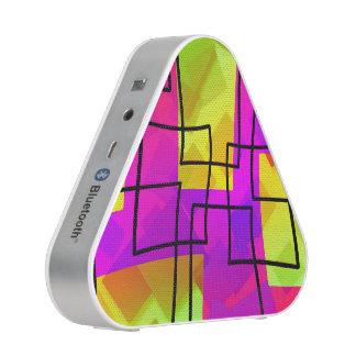 Pieladium Bluetooth Speaker - Abstract Design-2