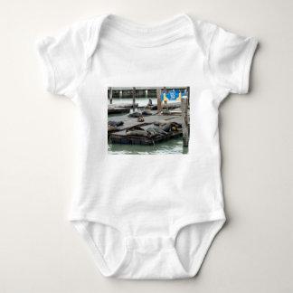 Pier 39 baby bodysuit