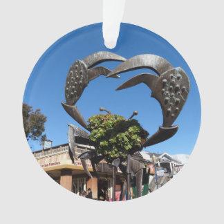 Pier 39 Crab Statue Ornament