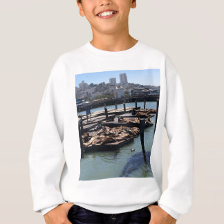 Pier 39 San Francisco California Sweatshirt