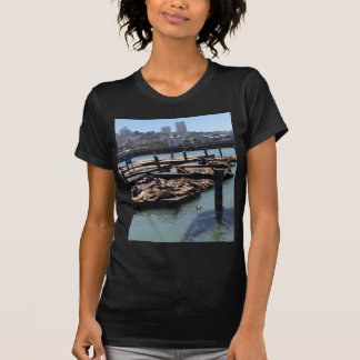 Pier 39 San Francisco California T-Shirt