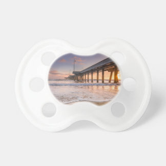 Pier on the Beach Pacifiers