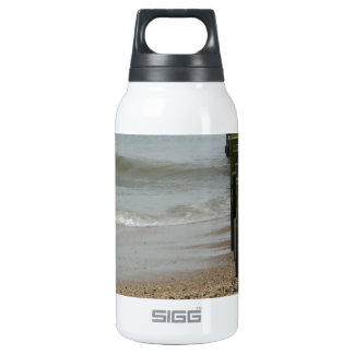Pier view insulated water bottle