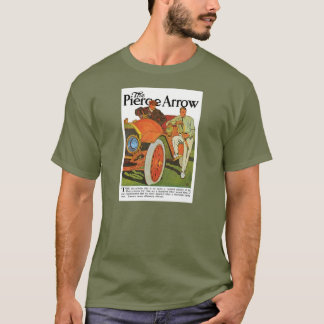 Pierce Arrow Classic Car T-Shirt
