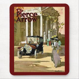 Pierce Arrow Vintage Advertisement Mousepad