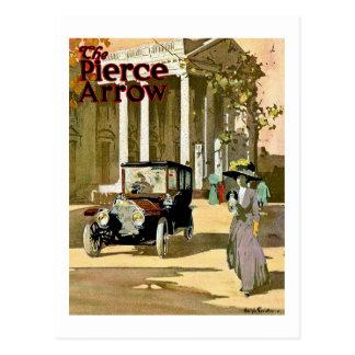 Pierce Arrow Vintage Advertisement Postcard