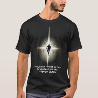 Pierce Black Quote t-shirt