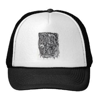 Pierced, by Brian Benson Trucker Hat