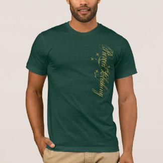 Pierced Clothing Floral (American Apparel) T-Shirt
