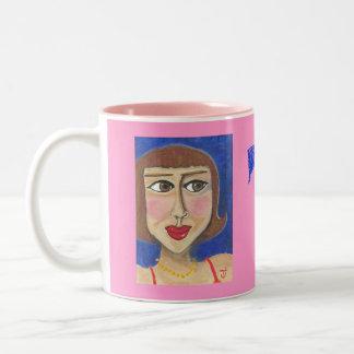 Pierced Girls ROCK!  Mug