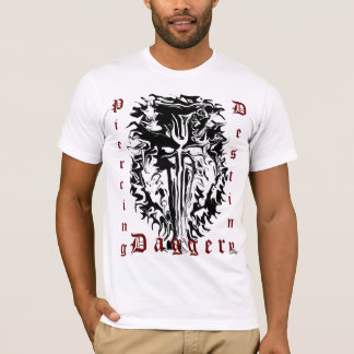 """Piercing Dagger of Destiny"" T-Shirt"