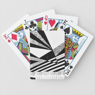 Piercing Levels of Expectations Bicycle Playing Cards