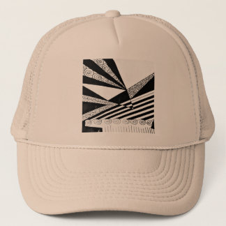 Piercing Levels of Expectations Trucker Hat