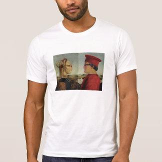Piero della Francesca 1465 Diptych T-Shirt