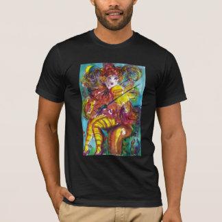 PIERO / Venetian Carnival Night T-Shirt