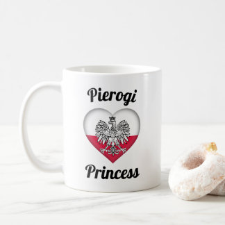 Pierogi Princess Coffee Mug